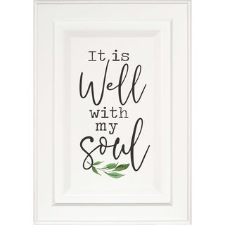 It Is Well With My Soul Door