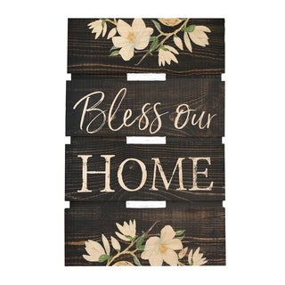 Bless Our Home Embellished Décor