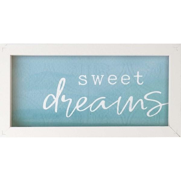 Sweet Dreams Framed Art