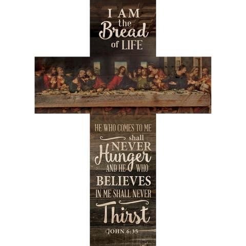 Bread of Life Cross