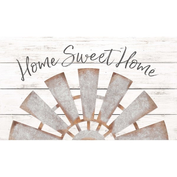 Home Sweet Home Embellished Décor