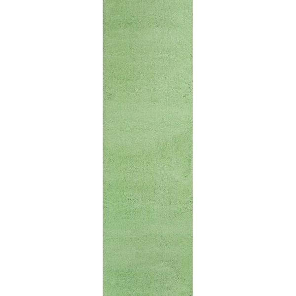 Domani Euphoria Cozy Spearmint Green Rug