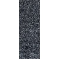 Domani Euphoria Cozy Black Heather Rug