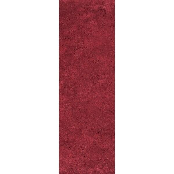 Domani Euphoria Cozy Red Rug