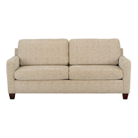 Kotter Home Khaki Three-Seat Sofa