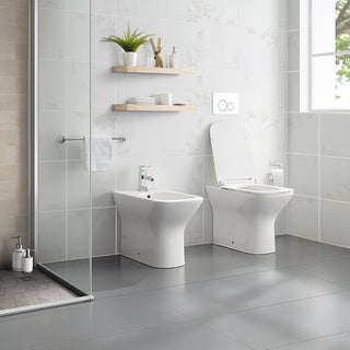 Carre Back To Wall Toilet 0.8/1.28 GPF