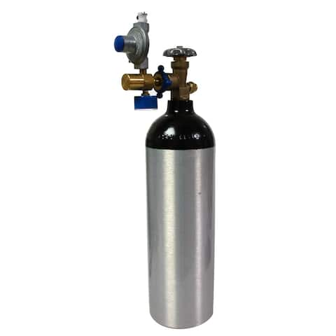 Refillable NitrogeN/Argon Cylinder