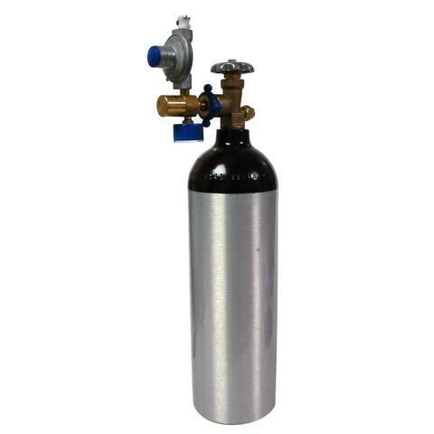 Refillable NitrogeN/Argon Cylinder