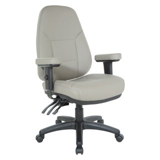 Link to Professional Dual Function Ergonomic High-Back Office Chair Similar Items in Office & Conference Room Chairs