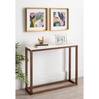 Link to Kate and Laurel Calter Garden Framed Art Set by Myriam Van Neste - Gold Similar Items in Canvas Art