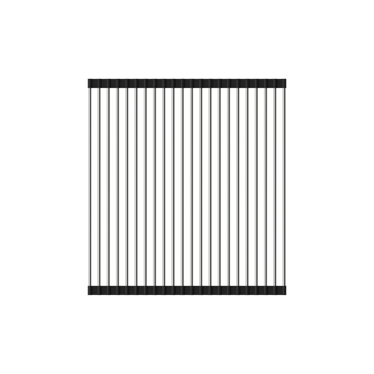 15 X 17 Stainless Steel Roll Up Sink Grid Overstock 27963490