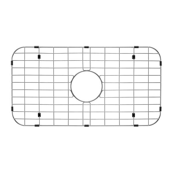"""32"""" x 19"""" Stainless Steel, Undermount Kitchen Sink Grid - N/A"""