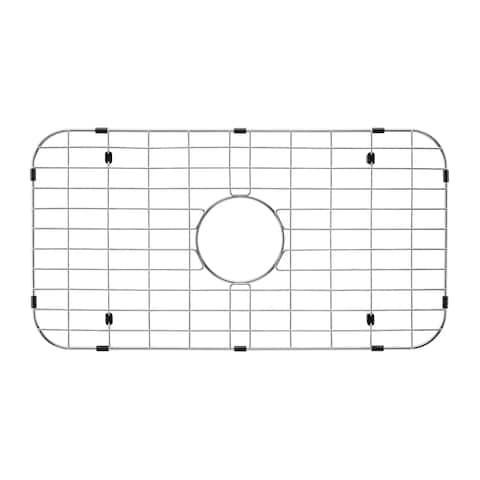 "36"" x 21"" Stainless Steel Kitchen Sink Grid - N/A"