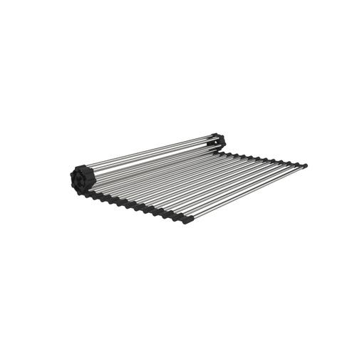 """15"""" x 20"""" Stainless Steel Roll Up Sink Grid - N/A"""