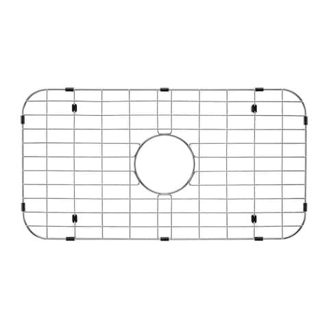 """30"""" x 18"""" Stainless Steel, Undermount Kitchen Sink Grid"""