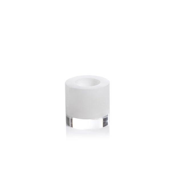 "Thirza 3"" Diameter Alabaster Tealight Candle Holder"