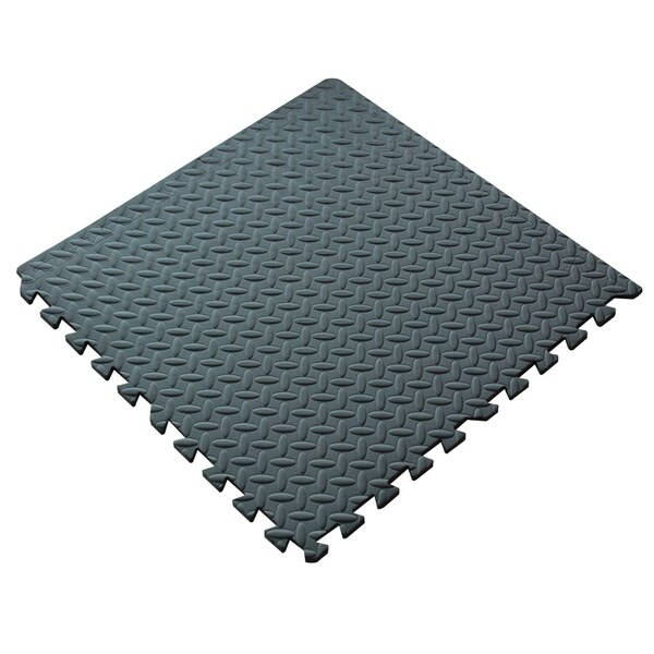 Shop 24 Pack Interlocking EVA Foam Floor Mats, Anti