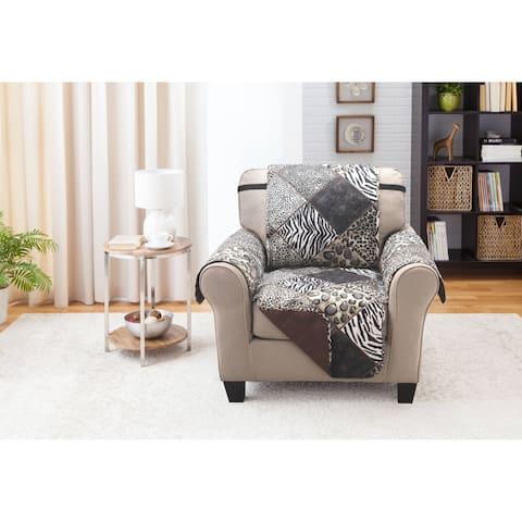 Reversible Chair Furniture Protector Safari