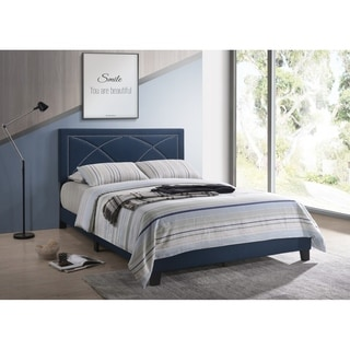 Copper Grove Chateauroux Upholstered Panel Bed