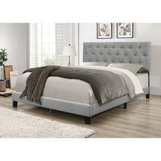 Copper Grove Gargan Upholstered Panel Bed