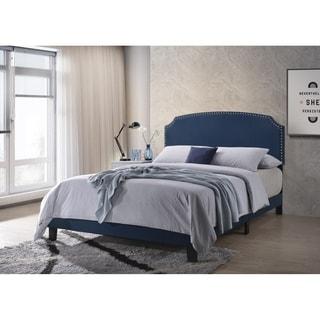 Copper Grove Alfortville Upholstered Panel Bed