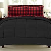 Buffalo Check  5-Piece Bed-In-a-Bag Set