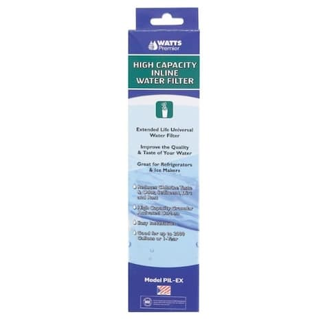 Watts Water Filter For Side-By-Side Refrigerators 2000 gal.