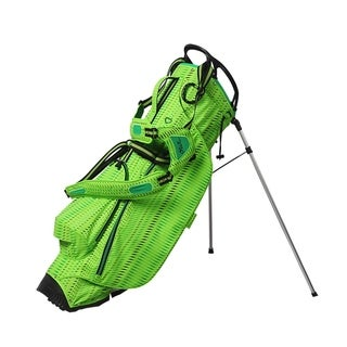 OUUL 2.7LB super light stand bag Apple Green