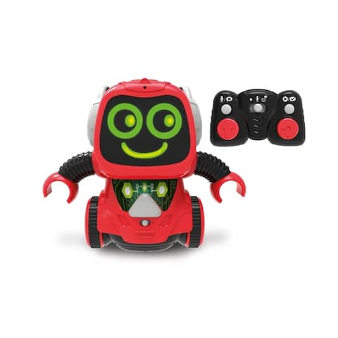 RC Voice Changing Robot - Red