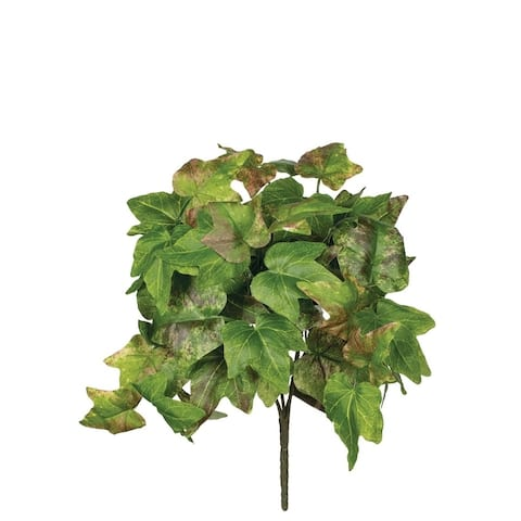 "Ivy Bush - Green - 10""L x 10""W x 14""H"