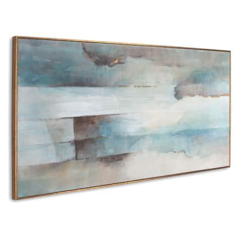 Copper Grove Bentheim Framed Canvas
