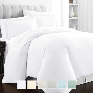 Link to Pizuna 400 Thread Count Cotton Duvet Cover Set Similar Items in Duvet Covers & Sets