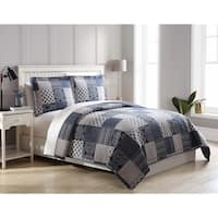 White Birch Dorset Patch 2 & 3 Piece Quilt Set
