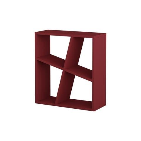 Sada Modern Wood Finish Side Table