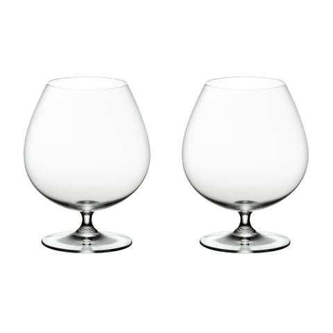 Riedel Vinum Brandy/ Cognac Glass Set 31-Ounce