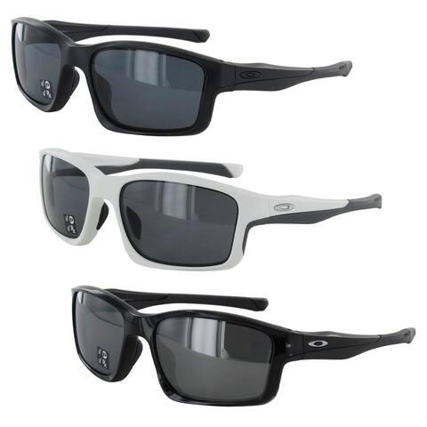 Oakley Mens 9247 'Chainlink' Polarized Sporty Sunglasses