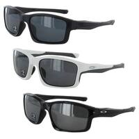 Oakley Mens 9247 'Chainlink' Polarized Sporty Sunglasses