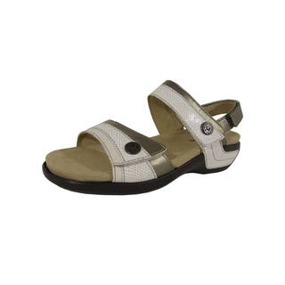 Aravon Womens 'Katherine-AR' Open Toe Sandals