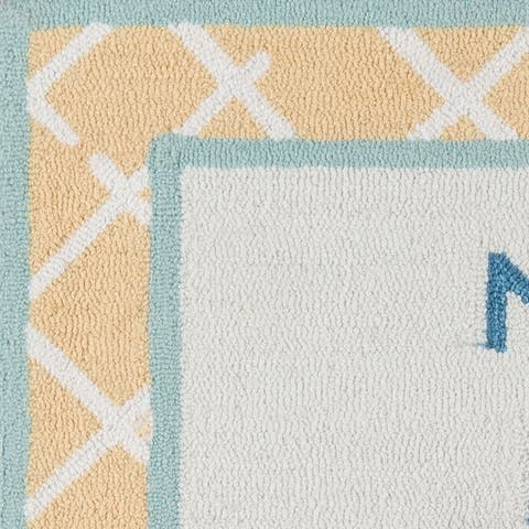 Madcap Cottage by Momeni Get Smart More More More Area Rug - 3' x 4'