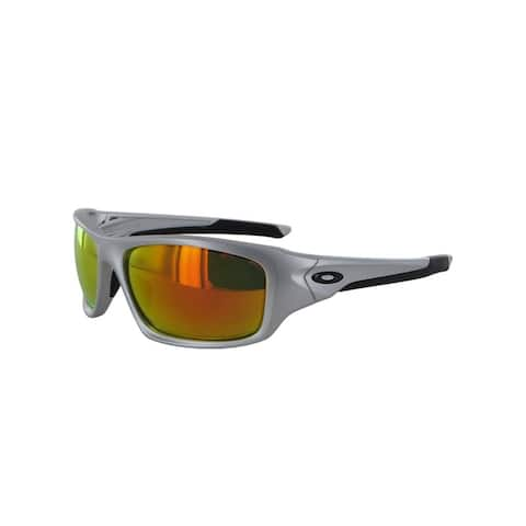 536b4b35e0b91 Oakley Mens 9236  Valve  Polarized Sporty Sunglasses