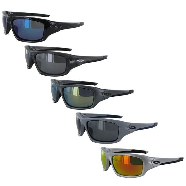 0b217a5af0d5d Shop Oakley Mens 9236  Valve  Polarized Sporty Sunglasses - Free ...