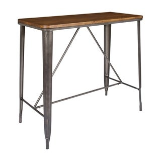 """OSP Home Furnishings Indio 42"""" Rectangle Counter Height Table - N/A"""