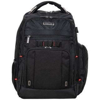 Link to Kenneth Cole Reaction 16-inch Laptop & Tablet RFID Business Backpack W/ USB Charging Port Similar Items in Backpacks
