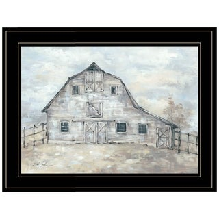 """Rustic Beauty"" by Debi Coules, Ready to Hang Framed Print, Black Frame"