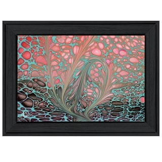 """Endless Summer"" by Nancy Wood, Ready to Hang Framed Print, Black Frame"