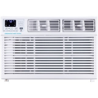 Emerson Quiet Kool 12,000 BTU 115V SMART Window Air Conditioner with Remote, Wi-Fi, and Voice Control
