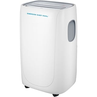 Emerson Quiet Kool SMART Portable Air Conditioner with Remote, Wi-Fi, and Voice Control for Rooms up to 350-Sq. Ft.