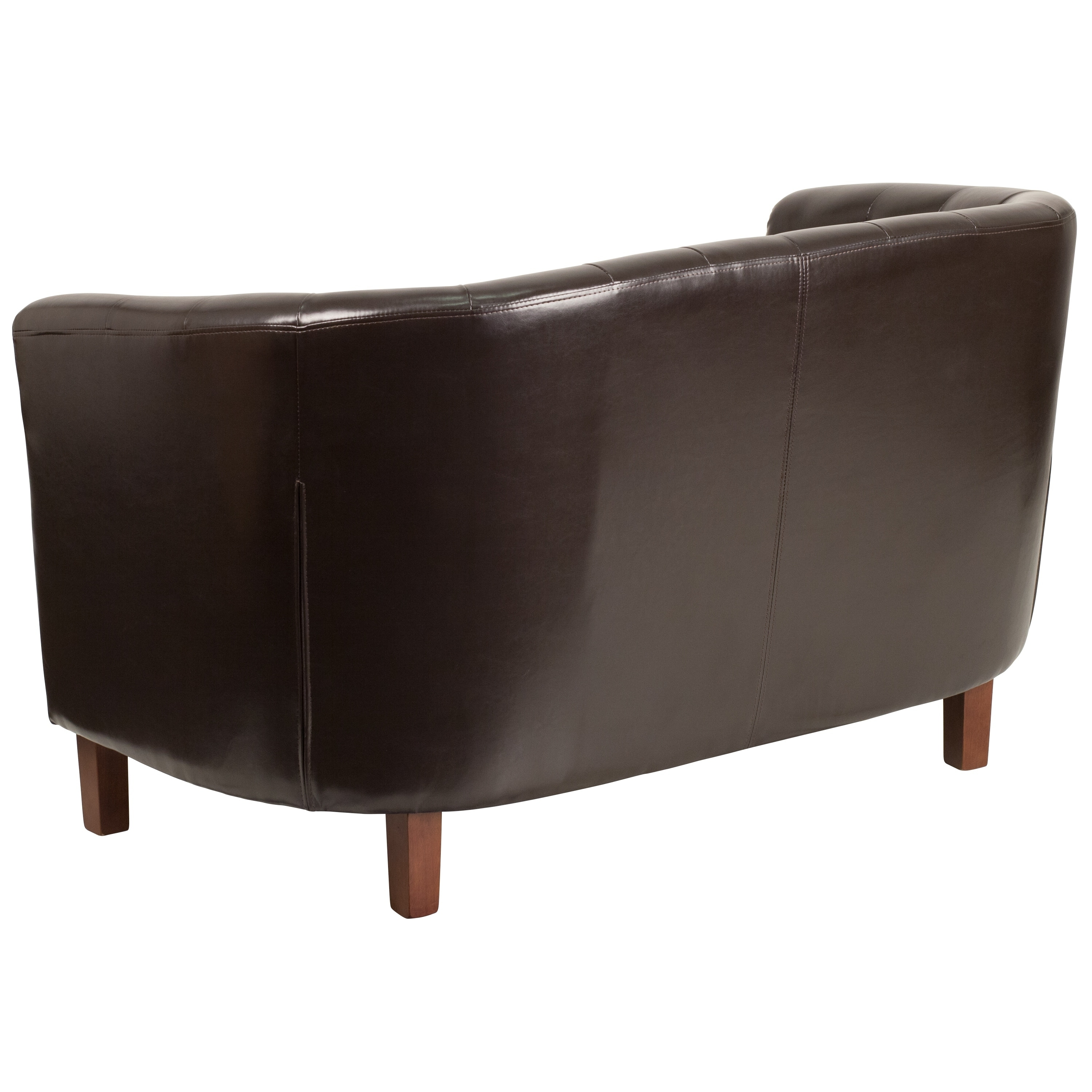 Phenomenal Tufted Loveseat Gmtry Best Dining Table And Chair Ideas Images Gmtryco