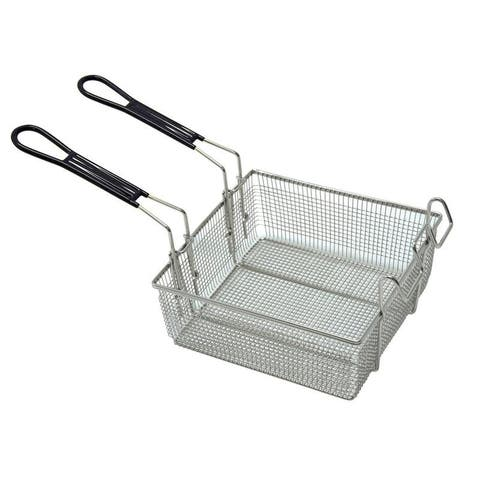 Bayou Classic® 700-189 - Double Stainless Mesh Basket