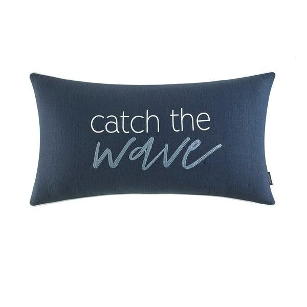 Nautica Catch The Wave Decorative Throw Pillow
